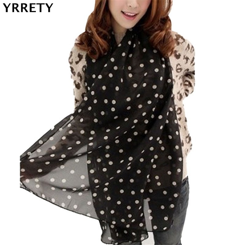 YRRETY Brand New Fashion Women Long Chiffon   Scarves   Leopard Print Shawl All-match Lady Soft   Scarf     Wrap   Wholesale Retail   Scarves
