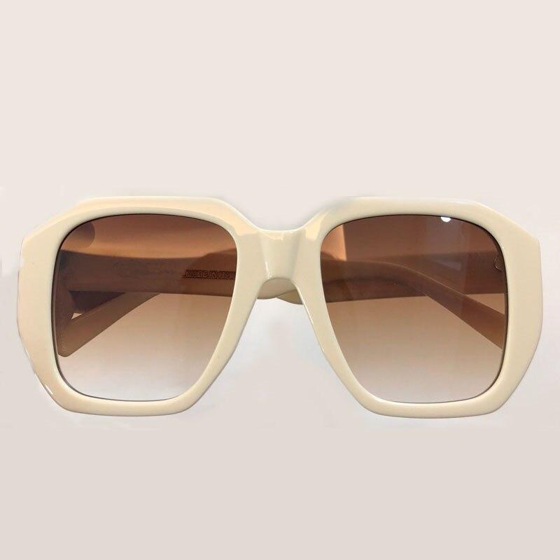 Acetat no Rahmen Sol no 5 Oculos Feminino 2 Hohe Qualität De Mit Für Sonnenbrille 1 Mode Shades Luxus no 3 Box Designer Herren Marke No 4 Frauen Platz no pO8Zf04q