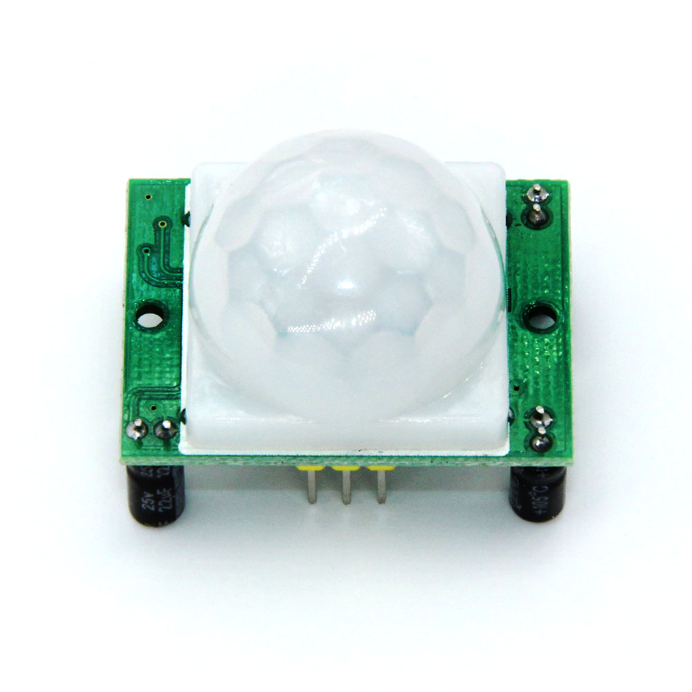 1pcs HC-SR501 Adjust IR Pyroelectric Infrared PIR Motion Sensor Detector Module For Arduino For Raspberry Pi Kits