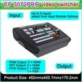 flexible in configuration RGBlink CP 3072PRO 4k2k Desktop video switcher