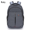 2016 New Men Business Backpack Male College Student School Backpack Bags for Teenagers Fashion Mochila Casual Travel Daypack