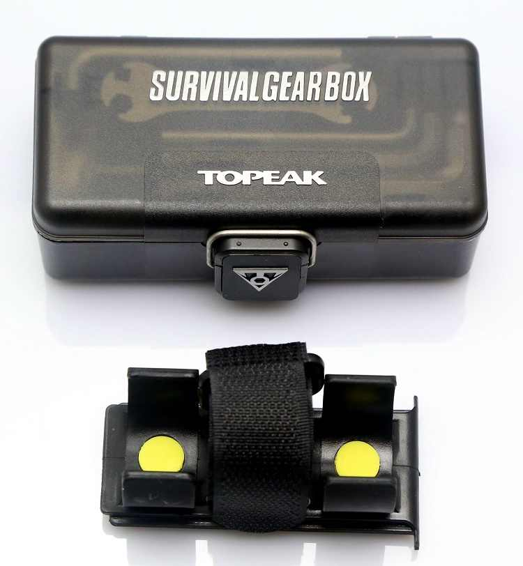Topeak Bicycle Survival Gear Box 23 Tools Bike TT2543