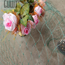 1.5 m * 3 m plastic mesh vine plants Garden fence mesh Garden ornaments Green and blue Gardening net