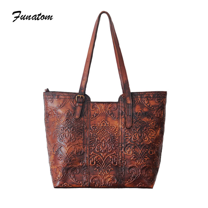 2018 Brand 100% Genuine Leather Tote Bags Women Casual Female Big Shoulder Bag Ladies Luxury Handbags Women Bags Designer sac luxury handbags women bags designer brand famous scrub ladies shoulder bag velvet bag female 2017 sac a main tote