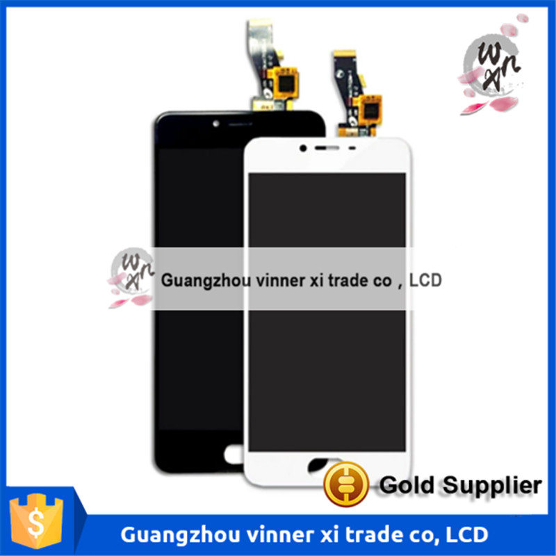 LCD Display+Touch Screen Digitizer Glass Panel Replacement For Meizu M3s mini Y685C Y685Q Y685M / Meizu Meilan 3s +Tools
