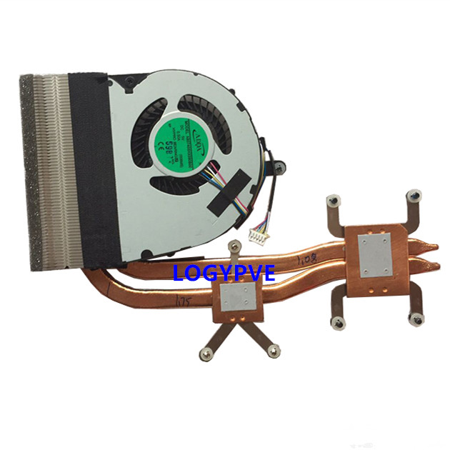 Laptop For Lenovo B5400 CPU Cooling Fan Heatsink Assembly Radiator Cooler 3QBM5TMLV30 3A