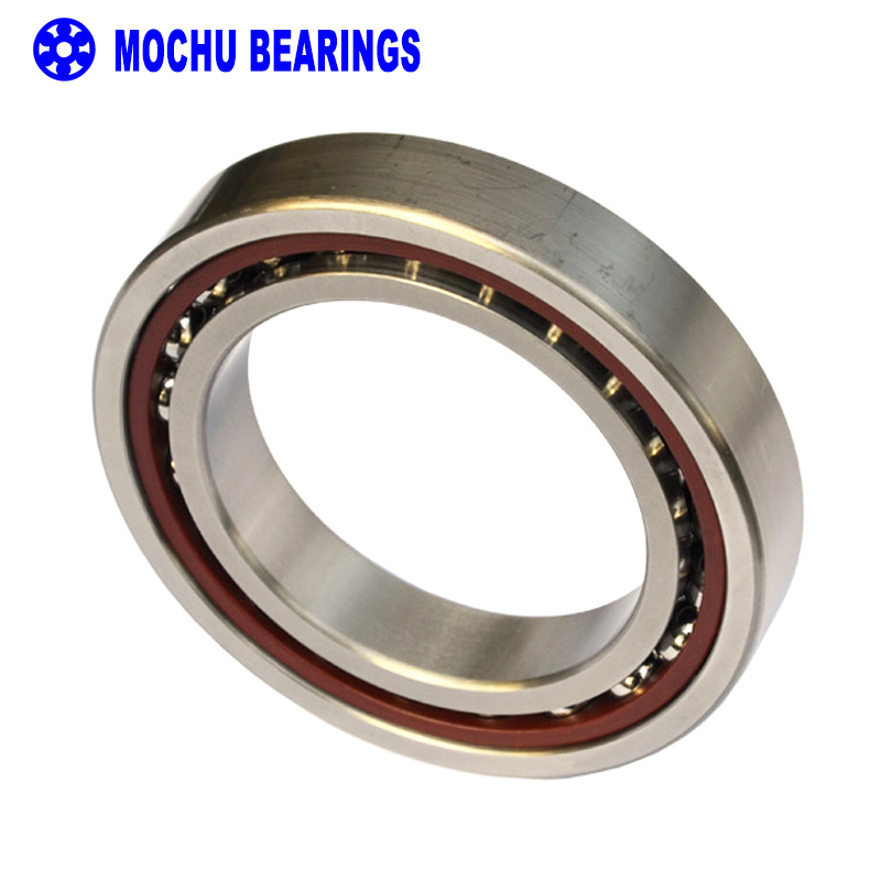 1pcs 71809 71809CD P4 7809 45X58X7 MOCHU Thin-walled Miniature Angular Contact Bearings Speed Spindle Bearings CNC ABEC-7 1pcs 71932 71932cd p4 7932 160x220x28 mochu thin walled miniature angular contact bearings speed spindle bearings cnc abec 7