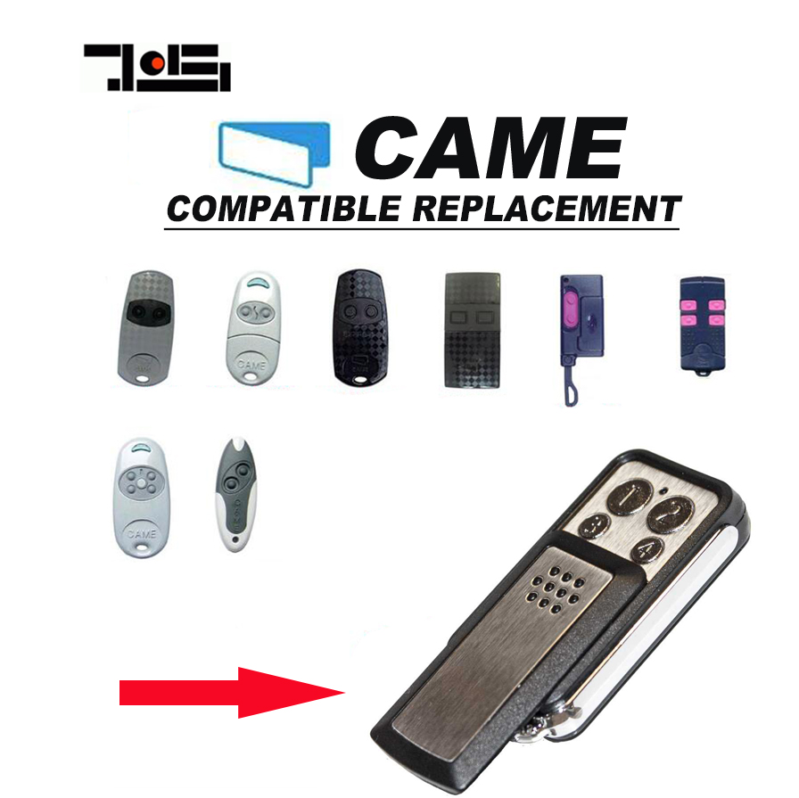 FOR CAME remote duplicator fixed code with battery