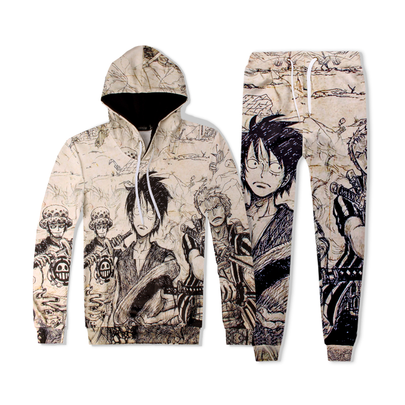 Survêtement hommes ensemble une pièce Sportswear unisexe survêtement mâle Sweat survêtement veste à capuche avec pantalon hommes sport costumes