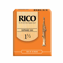 RICO 1.5# Srength Soprano Sax Reeds Sacophone Reed Accessories