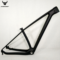 2017 Super Light 29er Inch 1040g Carbon Mountain Bike Frame 29er 27 5er Carbon Mtb Frames