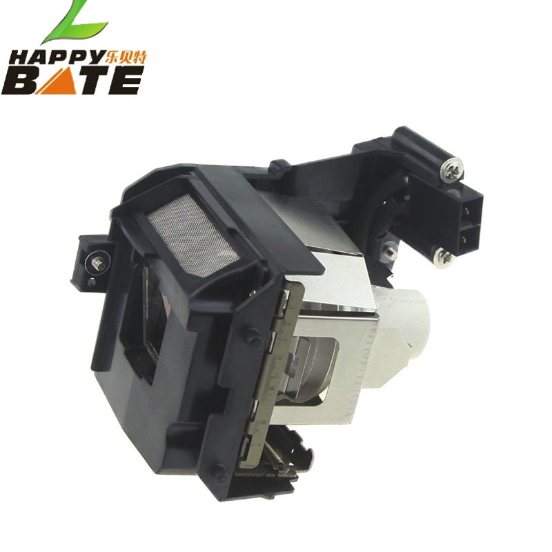 Compatible AN-F212LP Projector lamp with Housing for F212X PG-F255X PG-F262X F267X PG-F312X PG-F317X PG-F325L XR-32S happybate projector lamp an xr10lp with housing for xr 10xl