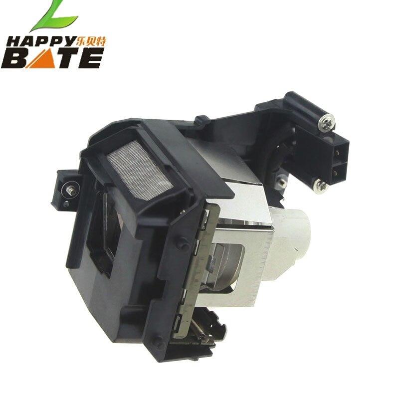 HAPPYBATE Compatible ampoule de projecteur AH-62101 avec boîtier pour EIKI EIP-250/EIP-2600