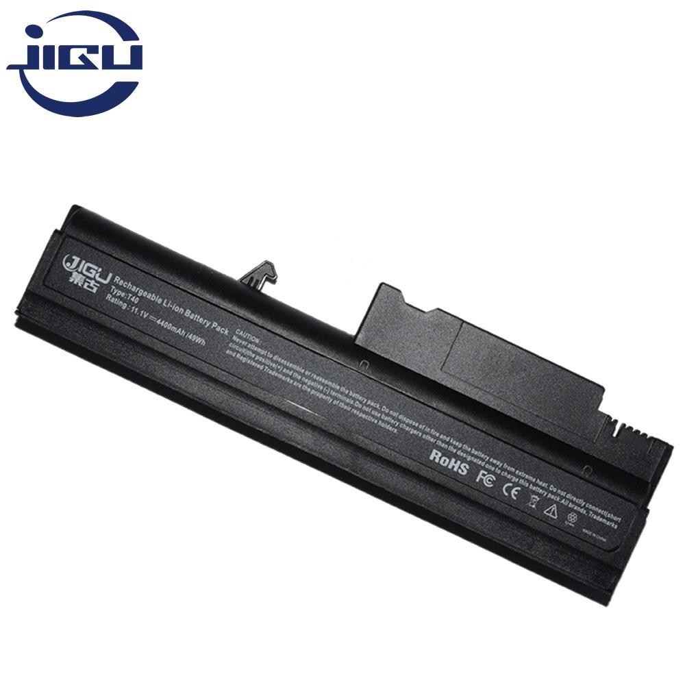 ᗐJIGU 6 Cellules Batterie D'ordinateur Portable De Remplacement