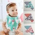 Baby bib cartoon animal graphic patterns muffler scarf embroidered baby bibs bib rice pocket sputa cloth cartoon