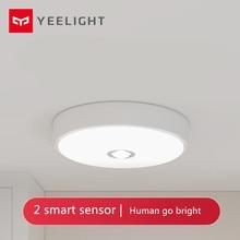 [HOT] Xiao mi mi jia yeeligh t Sensore di Led a Soffitto mi ni del corpo umano/Motion Sensore di luce mi ni smart motion notte mi luce per La Casa
