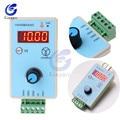 Ручной генератор сигналов 0-10 В/2-10 В, 0-20 мА/4-20 мА, с регулируемым током, аналоговый симулятор, источники сигнала на выходе 24 В