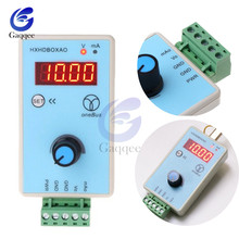 Handheld 0 10V/2 10V 0 20mA/4 20mA Signal Generator Adjustable Current Voltage Analog Simulator Signal Sources Output 24V
