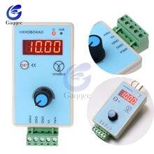 0-10 v/2-10 v 0-20ma/4-20ma gerador de sinal tensão atual ajustável fontes de sinal analógicas de saída 24 v