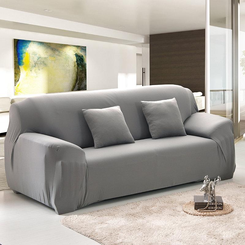 Housse de canapé coton extensible