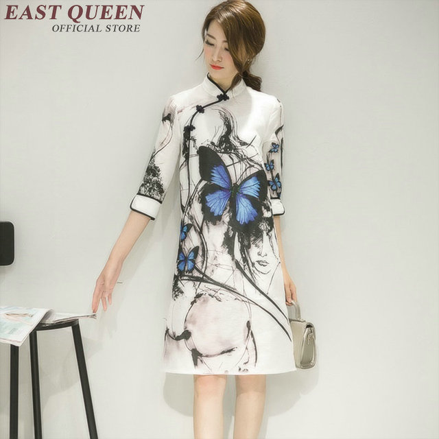 Kleider im china stil