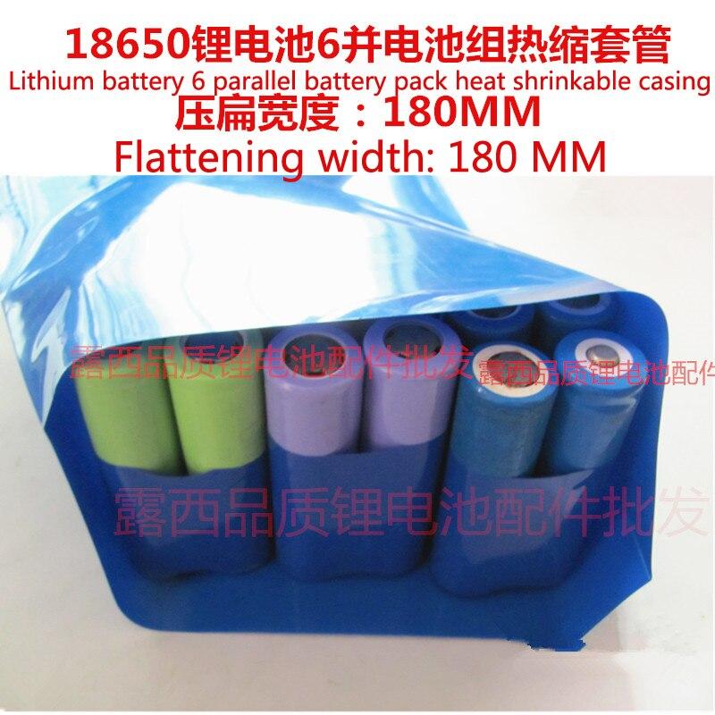 18650 δέρμα μπαταρίας PVC συρρικνωθεί - Παιχνίδια και αξεσουάρ - Φωτογραφία 4