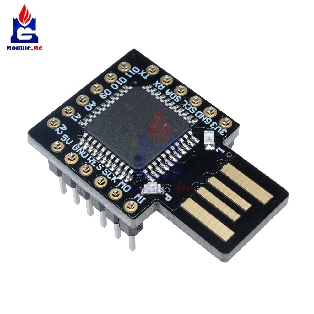 BadUsb Beetle USB ATMEGA32U4 Development Board Module For Arduino Leonardo R3