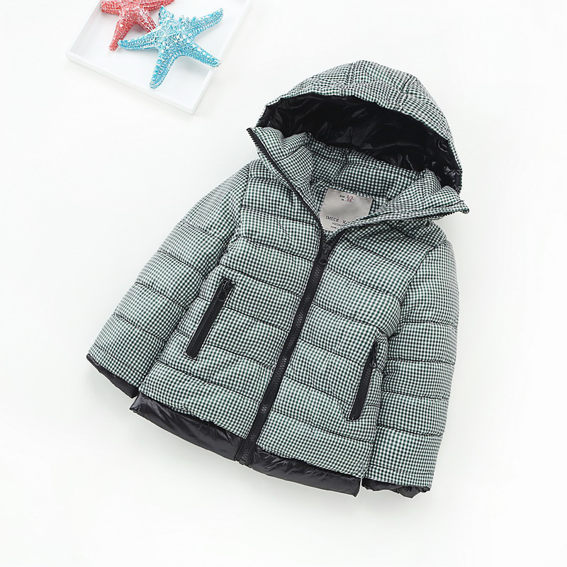 JKP childrens cotton hooded childrens clothing baby winter jacket cotton jacket 2018 new Korean version of the jacket FPC-72JKP childrens cotton hooded childrens clothing baby winter jacket cotton jacket 2018 new Korean version of the jacket FPC-72