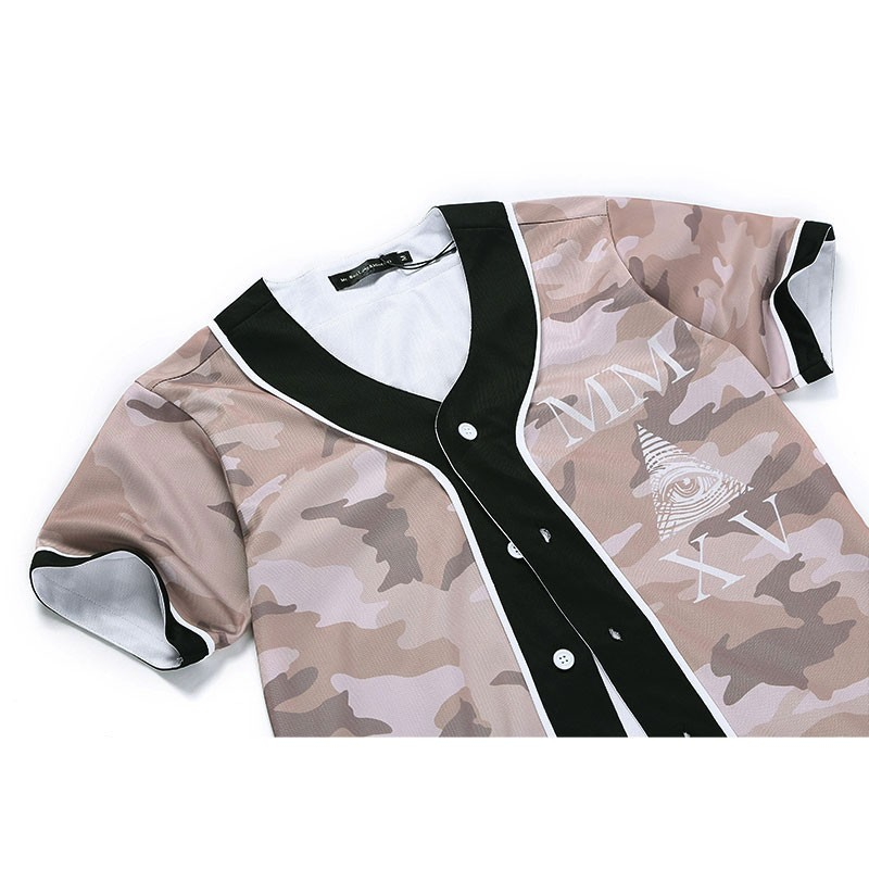 7e2bfbd27769 Hip Hop Men Women T shirt Camouflage 3d Printing Triangle Eyes Lovers  University Tshirt Camo Summer Tops Tees camisetas hombre-in T-Shirts from  Men s ...