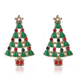 HTB1lrMDMVXXXXb6XVXXq6xXFXXXT - Cute Christmas Earrings