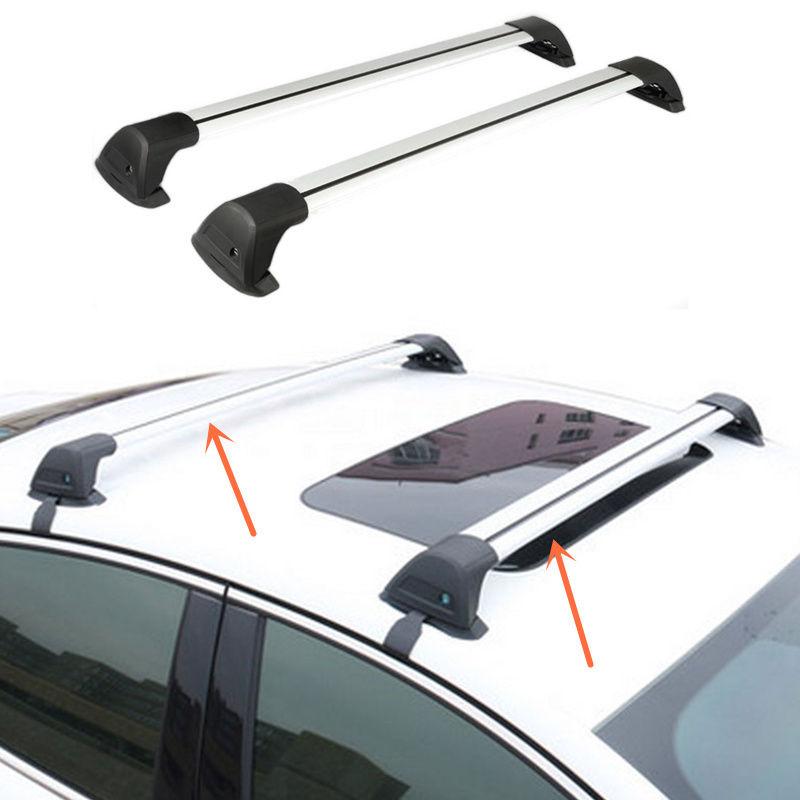 Rack Crossbars Roof Rack Bar Main Body Aluminum Alloy For