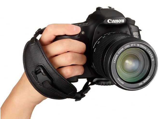 Neue E2 Handgriff Handschlaufe für Canon EOS Kamera 1D 5D 7D Mark II III 6D 70D 60D 700D 650D 600D 550D 1100D T5i T4i T3i T2i T3