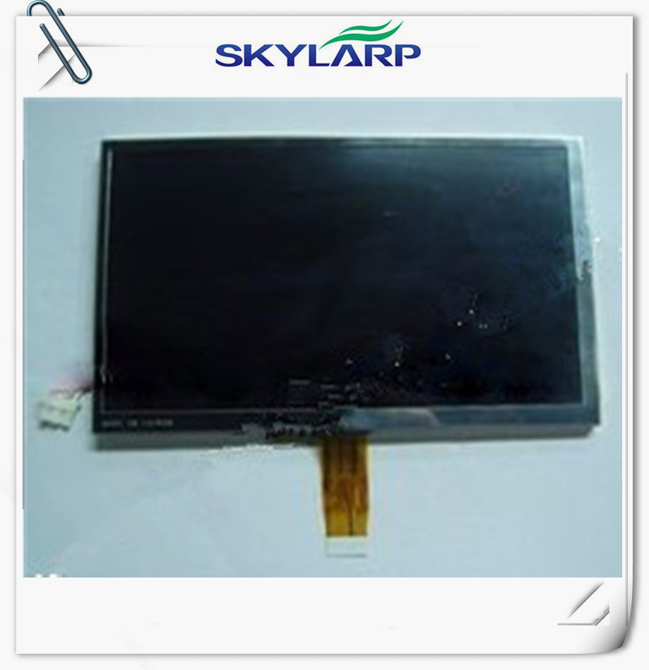 7 inch LCD screen for AUO UP070W01 UP070W01-1 CCFL LCD screen display panel module free shipping