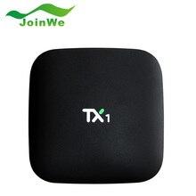 ใหม่TX1 1กรัม/8กรัมQuad Core Android 4.4.2สมาร์ททีวีกล่องAmlogic S805 Wifi Kodi HDMI H.265 M Edia P LayerสนับสนุนDLNAจัดส่งฟรี