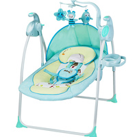 Portable German baby rocking chair baby electric rocking chair comfort rocking chair PTAT rocking chair
