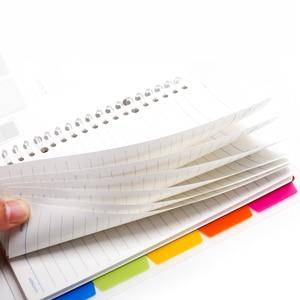 Image 3 - Kokuyo Notebook Pastel Cookie Stijl Persoonlijk Dagboek Planner Ringband Note Losbladige Memo Pad Dagelijkse Planner A4 A5 b5