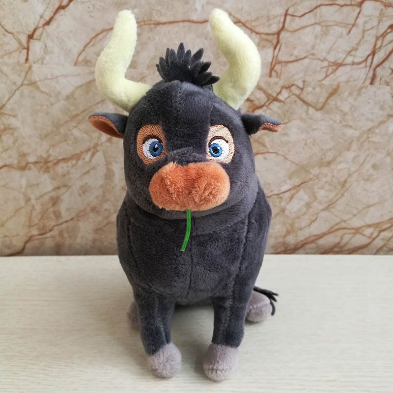 Back To Search Resultstoys & Hobbies Ferdinand Bull Anime Figure Juguetes Led Alarm Clock Colorful Touch Light Ferdinand Figma Kids Toys