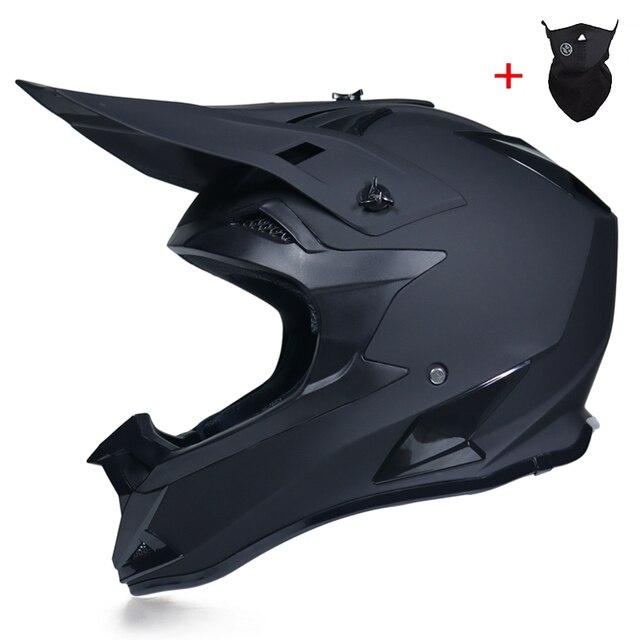 Professionele Lichtgewicht Motocross Helm Atv Off Road Downhill Cross Capacete Da Motocicleta Cascos Dot Goedgekeurd