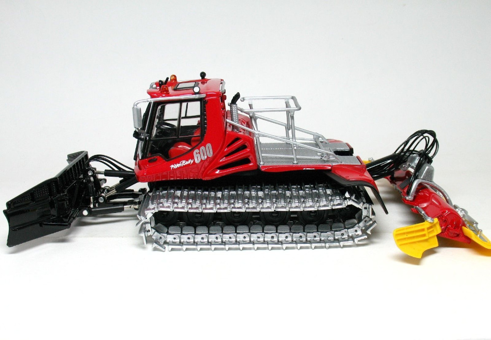Pistenbully 600 Winde 1/43 SCALE - By ROS