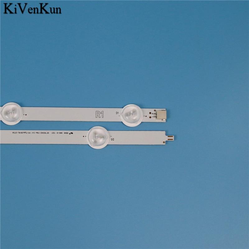 Image 3 - HD ランプ LED バックライトストリップ LG 50LA6200 50LA6205 50LA6208 50LN5100  50LN5130 50LN5200 UA UB Kit テレビ led バンド -    グループ上の  パソコン