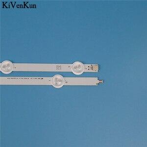 Image 3 - HD Lampada Striscia di Retroilluminazione A LED Per LG 50LA6200 50LA6205 50LA6208 50LN5100 50LN5130 50LN5200  UA  UB Bar Kit Televisione bande LED