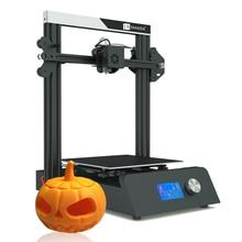 JGAURORA 2019 3d принтер волшебный принтер Полный металлический DIY комплект большой размер сборки 220*220*250 мм 3D Ducker резюме мощность Off бесплатные подарки