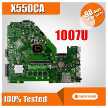 For Asus R510CA X550C A550C X550CA X550CC Motherboard X550CC REV2.0 Mainboard With 1007 Processor 4G Memory 100% tested