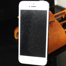 For font b iPhone b font 7 Diamond Glitter Screen Protector Toughened protective Film Tempered Glass