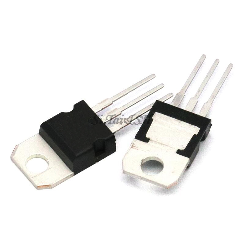 US $3 19 10% OFF|10pcs/lot L78S05CV 78S05 three terminal voltage regulator  circuit 5V 2A high current TO 220 new original-in Integrated Circuits from