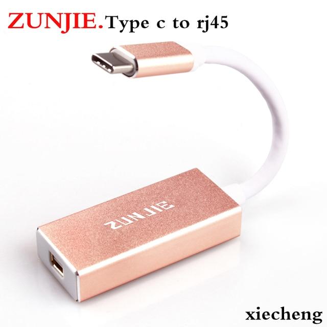 High Quality USB 3.1 Type C to RJ45 100M Ethernet LAN Network 10/100 ...