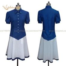 Kisstyle Fashion Riddle Story of Devil Koko Kaminaga Uniform Cosplay Clothing Cos Costume,Customized Accepted