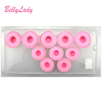 BellyLady Hairstyle Soft Hair Care DIY Peco Roll Hair Style Roller Curler Salon 10pcs/lot Hair Styling Tools