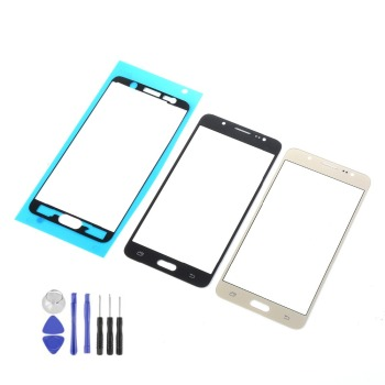 For Samsung Galaxy J5 2016 SM-J510F J510FD J510FN J510Y J510M J510G Touch Screen Sensor LCD Display Digitizer Glass Cover+Adhesi image