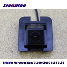 Liandlee CAM Car Reverse Rearview Camera For Mercedes Benz CL500 CL600 CL63 CL65 / Backup Parking HD CCD Night Vision